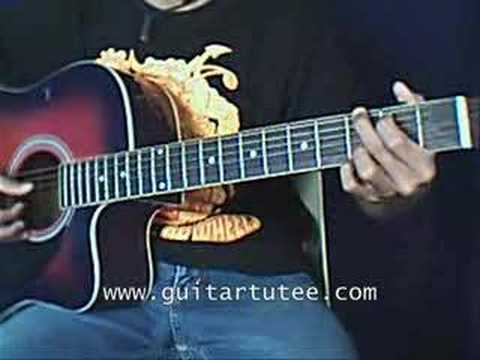 Superman (of Five For Fighting, by www.guitartutee.com)