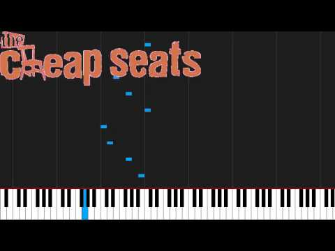 How to play That Look You Give That Guy by EELS on Piano Sheet Music