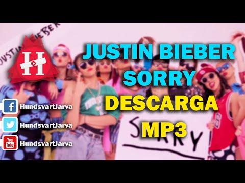SORRY  JUSTIN BIEBER DOWNLOAD MP3  DESCARGA MP3
