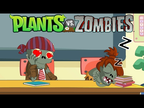 Plants vs. Zombies Animation : Listen to my heart
