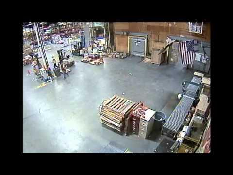 Alaska - AC warehouse earthquake September 2014