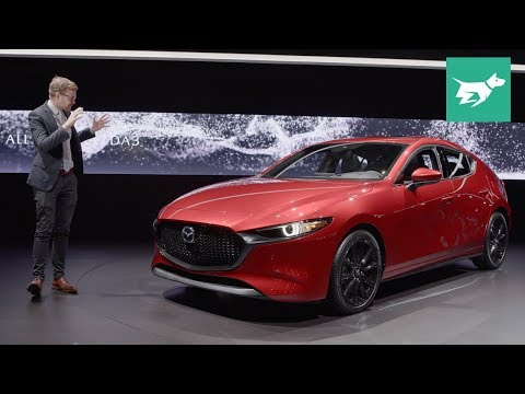 Mazda 3 2019 review walkaround – hatch and sedan