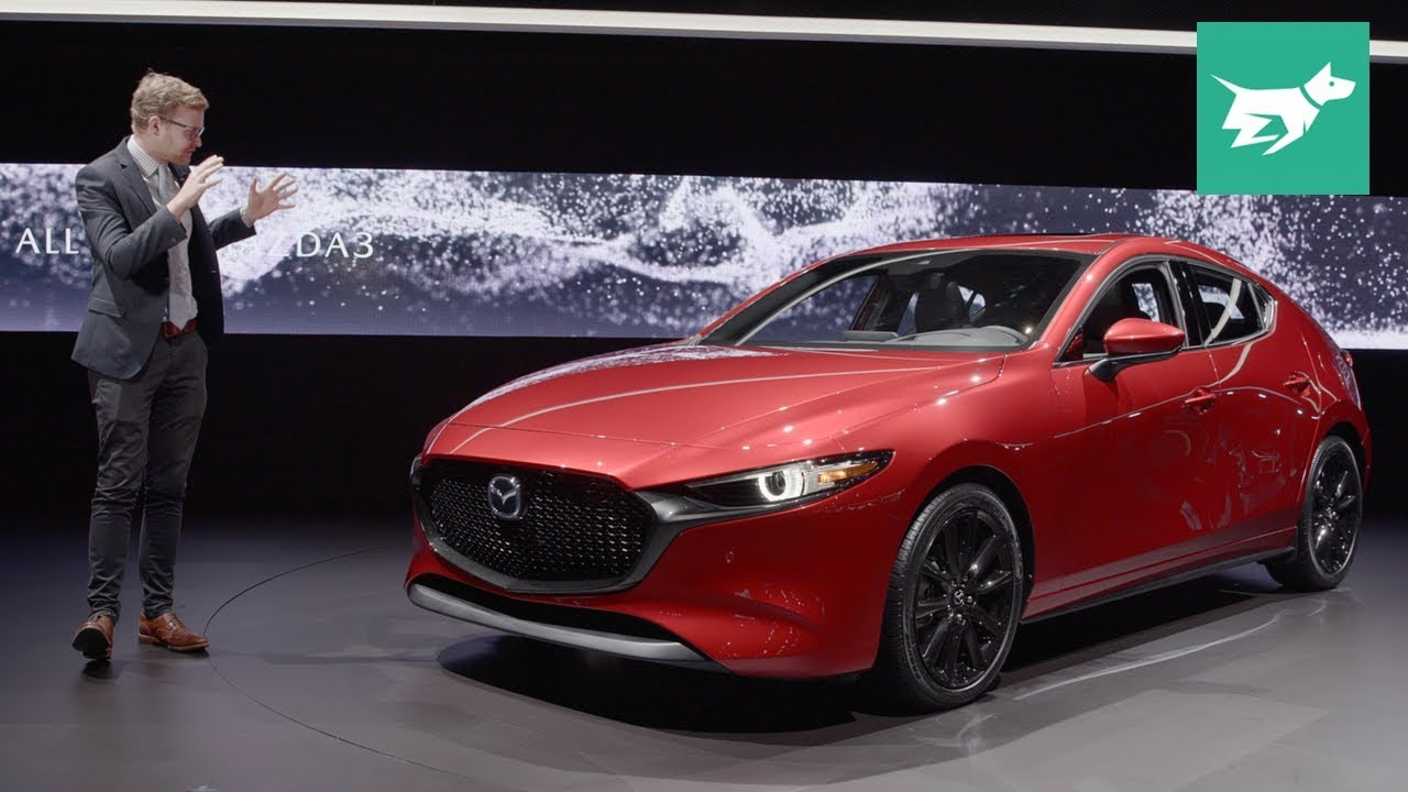 Mazda 3 2019 Review Walkaround Hatch And Sedan