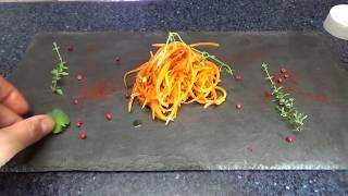 Морковь по-корейски. Как на Зеленом базаре!