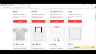 How To Make Custom T Shirts And Sell Them| Best App Shopify Droppshipping