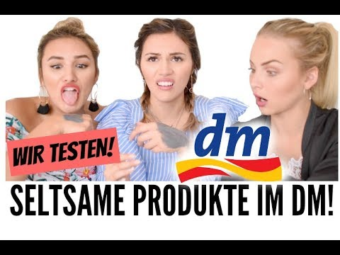 TOILETTE FÜR UNTERWEGS? - Interessante DINGE im DM! ▹ AnnaMaria ♡