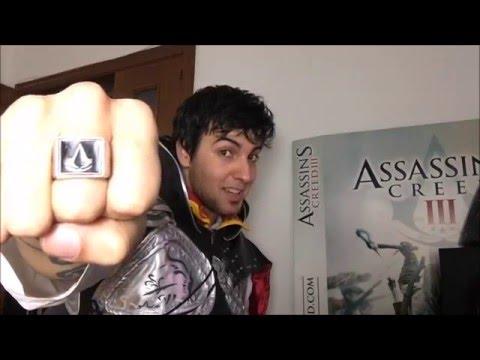 mi reaccion al trailer de ASSASSINS CREED LA PELICULA video reaction