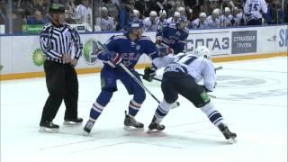 SKA St.Petersburg - Amur Khabarovsk 4:3OT / СКА - Амур 4:3ОТ