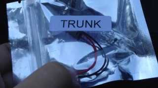 Led Conversion Kit: Dome, Map, Trunk, & License Plate Lights