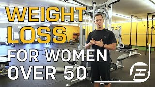 Weight Loss for Women Over 50 - How to Lose Body Fat