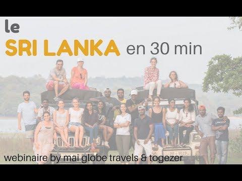 [FORMATION DESTINATION SRI LANKA] avec Aurélie et Florane de Mai Globe Travel