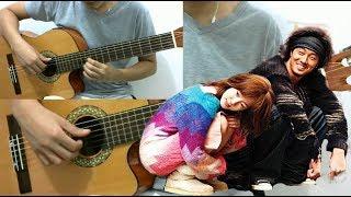 [TABS] Outro - I'm Sorry, I Love You (guitar cover)