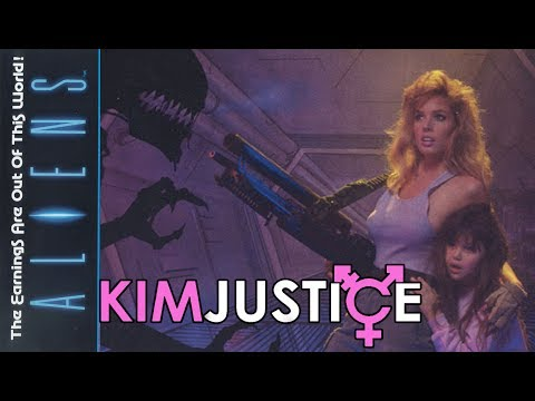 Aliens: The Arcade Game Review (Konami, 1989) - Selling R-Rated Franchises to Kids - Kim Justice
