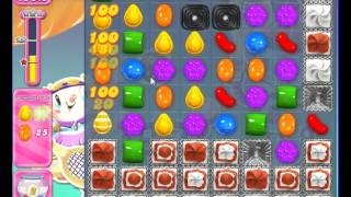 Candy Crush Saga Level 1206 CE
