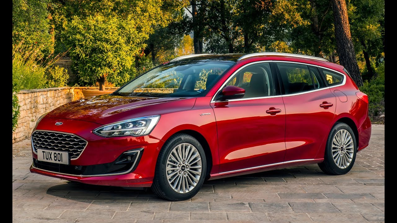 2019 Ford Focus Vignale Design Interior And Deiving