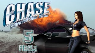 Let's Play: Chase: Hollywood Stunt Driver *All 83500 Rep. Points* - THE FINALE - Episode 5
