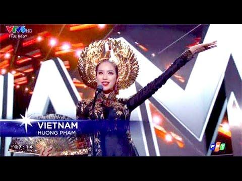 Chung Kết Hoa Hậu Hoàn Vũ I Miss Universe 2015 I Phần 1 Full - 21/12/2015