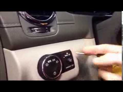 "How to activate the ""dome light"" feature in your Buick or ..."