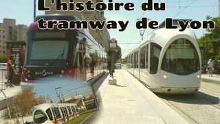 L'HISTOIRE DU TRAMWAY DE LYON - HISTOIRE DE TRAMWAY