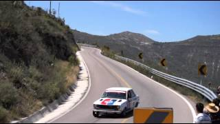 Carrera Panamericana 2012 Etapa de Velocidad Dia 2 Oax-Pue.mov
