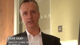 Clive Gilby - Head of Global Services BT Operate on Innovation Capabilities of Mastek