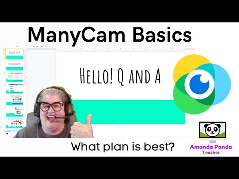 What is ManyCam? Basics of ManyCam and VIPKid, GogoKid, ManyCam Tutorial, ManyCam Tutorial