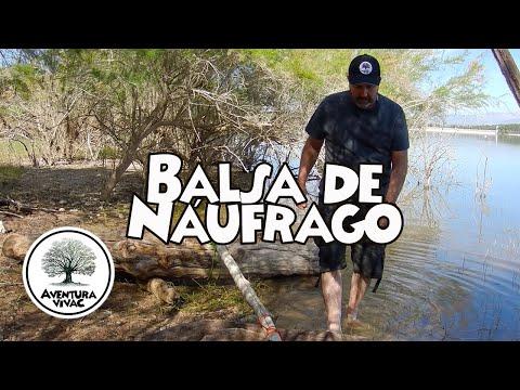 BALSA DE NÁUFRAGO