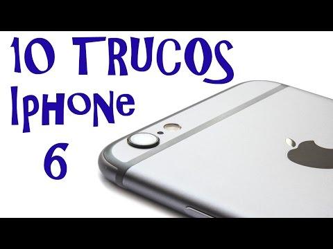 10 TRUCOS Iphone 6