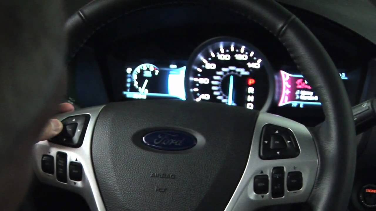 First Look: 2011 Ford Explorer - Interior - YouTube