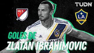 Los goles de Zlatan Ibrahimovic en el 2019   TUDN