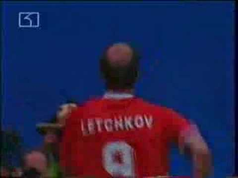 Lechkov vs Germany