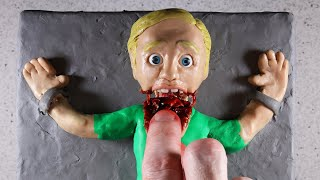 The Animator (a Stop Motion animation)
