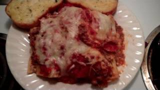 Manicotti My Way
