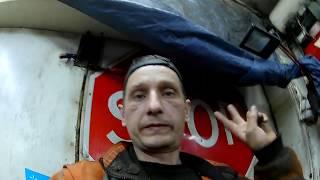 рено Сценик - Замена сайлентблока стабилизатора