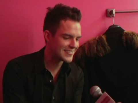 Download Interview Brandon Flowers - KROQ backstage