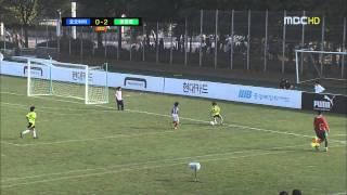 현대카드 키즈사커매치 IV 결승 - 골클럽 vs 요코하마 (2/4)