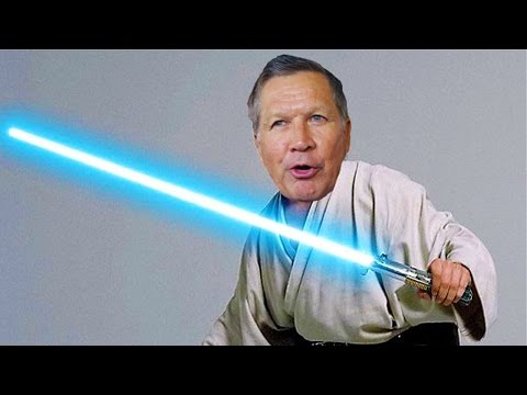 The Force Was Not With John Kasich
