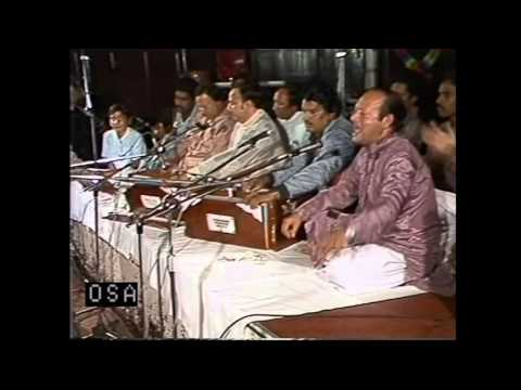 Sohne Mukhre Da Lain De Nazara - Ustad Nusrat Fateh Ali Khan - OSA Official HD Video