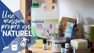 Nettoyer, balayer, astiquer 💦 au NATUREL | Friendly Beauty