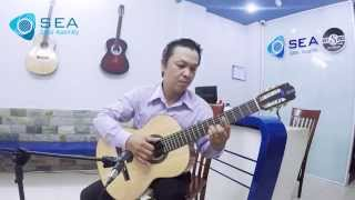 Thành phố mưa bay _ Guitar cover _ SEA Guitarist: Khoa _ SEA Guitar