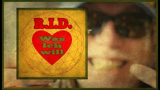 R.I.D. - Was ich will | official music video | Hip Hop