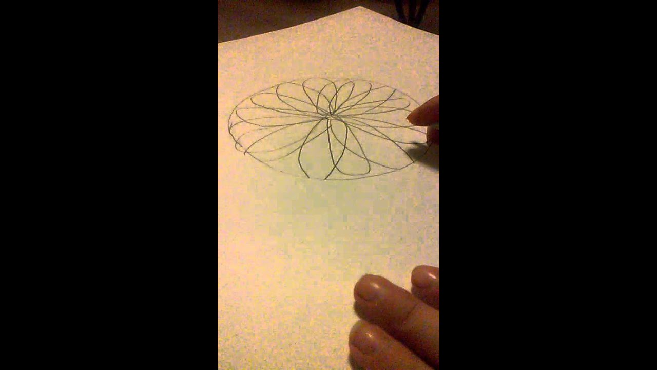 HOW TO DRAW A DREAM CATCHER EASY YouTube Stunning Dream Catcher Drawing Easy