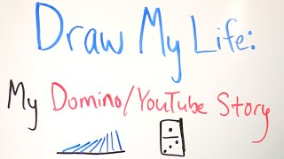 Draw My Life: My YouTube/Domino Story - Hevesh5