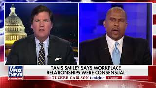 Tavis Smiley Talks to Tucker About Misconduct Complaint