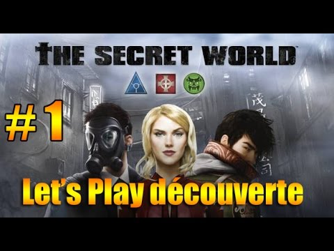 The Secret World – Let's Play découverte gameplay fr #1