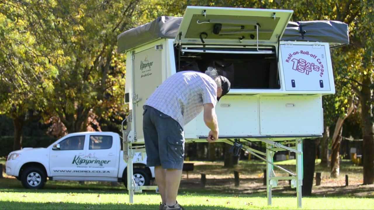 Klipspringer Roro Camper Feel At Home Wherever The Road