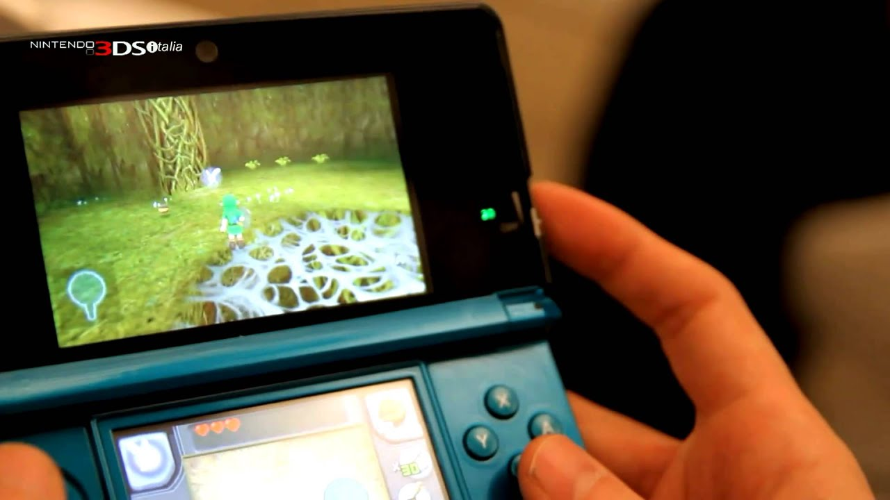how to change 3ds time