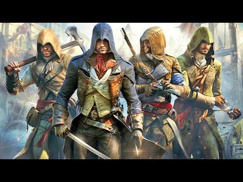 Jogando com o Zangado: Assassin's Creed Unity Coop #01 - Cadeia Alimentar
