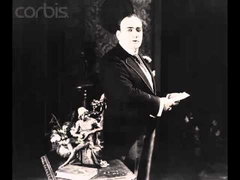 "Caruso sings the aria ""Ombra mai fu"" from Händel's Xerxes - transfer from an original 78."
