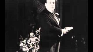 "Caruso sings the aria ""Ombra mai fu"" from Händel"
